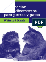 Kraft, Wilfried - Dosificacion de Medicamentos Para Perros y Gatos 2a Ed