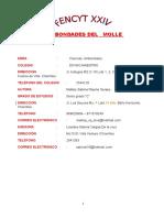 Las Bondades Del Molle de Mallely