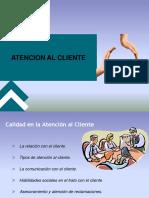 Curso Atencion Al Cliente