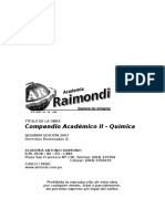 QUIMICA Compendio II Parte 0 (1ras Pags).doc
