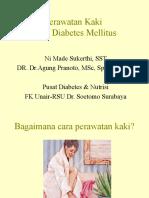 01. Perawatan Kaki pada Diabetes.ppt