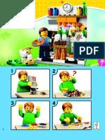 40121 Lego Seasonal Easter