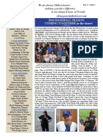 Chicagoans In The Desert Jan / Feb 2016 Newsletter