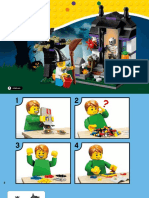 40122 Lego Seasonal Hallowween