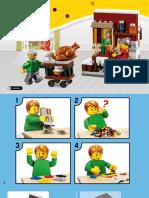40123 Lego Seasonal Thanks Giving