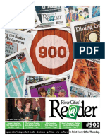 River Cities' Reader - Issue 900 - January 21, 2016