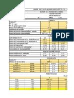 Excel CBR