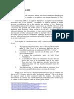 IP Newsletter (November 2015)