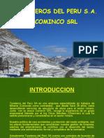 Presentacion Tuneleros Del Peru-cominco