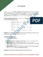 structuri-algebrice