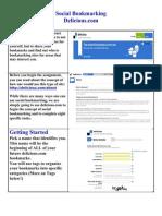 Social Bookmarking Ed Spring 10