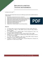 5. Materi Manajemen Keuangan Lanjutan
