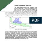 Geologi Regional Cekungan Jawa Barat Utara