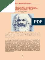 Angjeli - La Filosofía de Marx y El Desarrollo de La Ciencia y de La Revolución Técnico-Científica en Nuestra Epoca (1984)