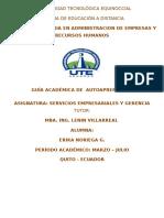 Servicios Empresariales y G.