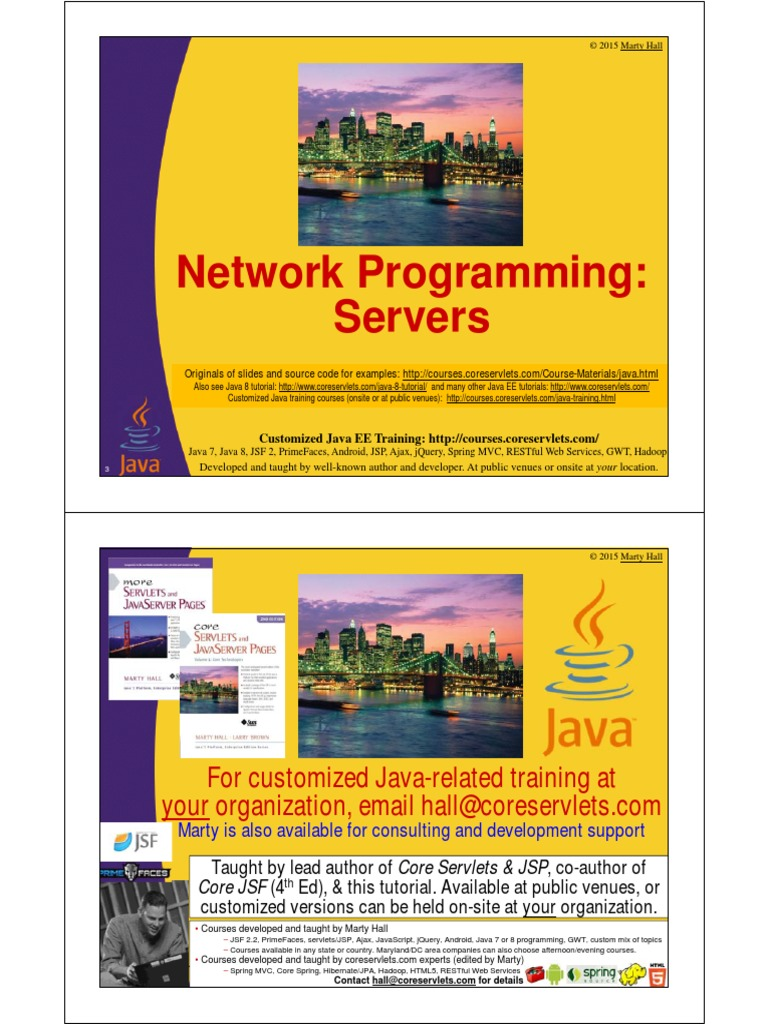 Java server faces tutorial gallery any tutorial examples java network tutorial choice image any tutorial examples java network programming servers java server faces hypertext baditri Images