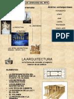 El Lenguaje Artstico La Arquitectura1940
