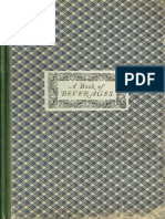 A Book of Beverages 1904