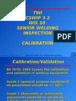 15. Calibration Measurement,