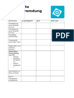 checkliste bildverfremdung