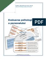 Curs EFCPP Evaluarea Psihologica a Personalului 2015