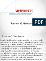 Ransom 32 Malware Webimprints