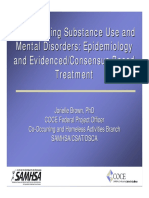 The Link Betweeen Mental Illness and Substance Abuse