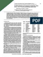 Carbamate pesticide With Methylation