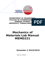 Memd221 Lab Manual Sem 2 2015 2016