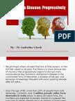Alzheimer's Disease Progressively Forgetting