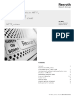 BoschRexroth MTTFd Paper