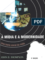 10. a Midia e a Modernidade Uma Teoria Social Da Midia Thompson, John (Ate Pag 45)