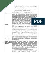 Contoh Review Jurnal Internasional: Marketing Management