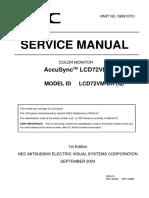 ACCUSYNC LCD72VM