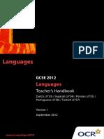 75964 Teachers Handbook