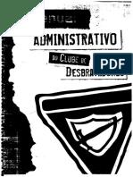 Manual Administrativo Dos Desbravadores
