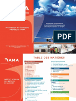 Catalogue IAMA