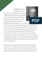Mandelbrot, Benoit.pdf