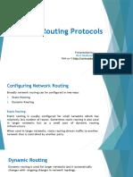 Ravi Namboori-Dynamic Routing Protocols