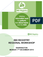 IBDR Regional Workshop