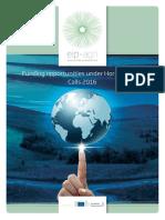 Eip-Agri Brochure Horizon 2020 Calls 2016 2015 en Web