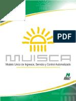 MUISCA Modelo único de Ingresos Servicio y Control Automatizado