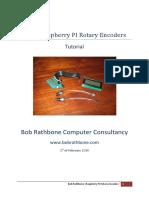 Raspberry Rotary Encoders
