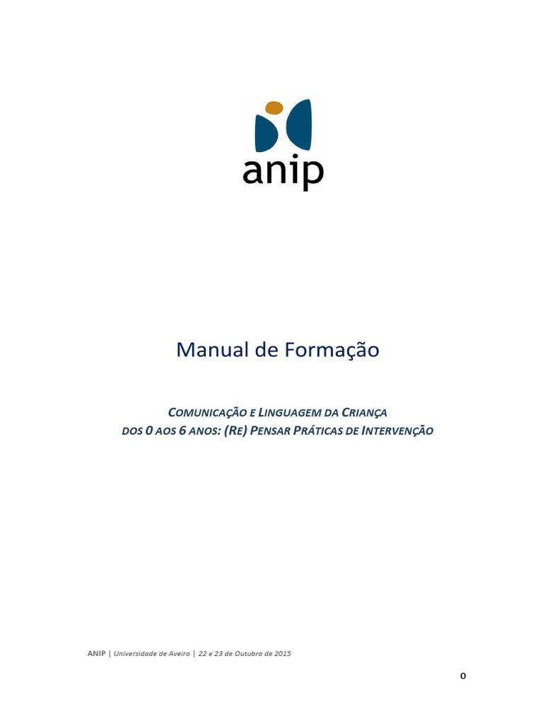 Manualformao comunicao e linguagempdf fandeluxe Choice Image