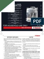 IncantoClassic Manual