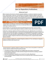 introduction to depository institutions info sheet 2 2 1 f1