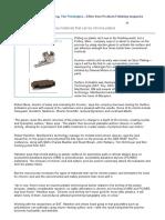 PlatinPlating on Plastic Using Gas _ Products Finishingg on Plastic Using Gas _ Products Finishing