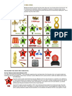 2016 Feng Shui Chart of the Flying Stars