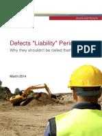 Defects Liability Period - BK_Australia_s_Mar14