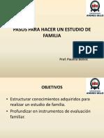 Pasos Para Hacer Un Estudio de Familia